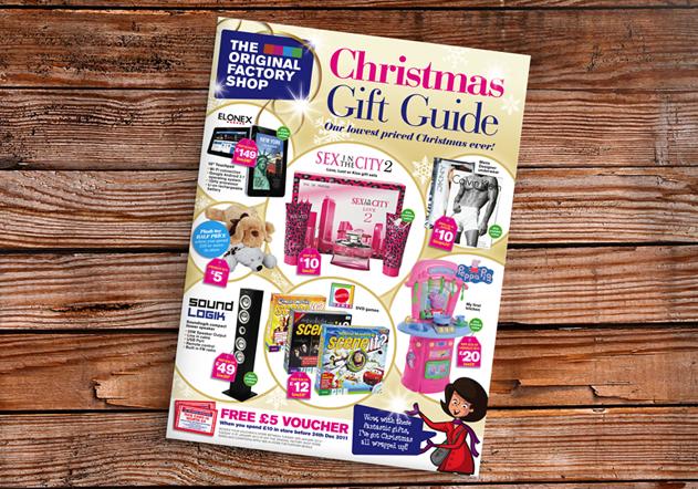 Christmas Gift Guide Magazine.The Original Factory Shop Christmas Gift Guide We Are Brave